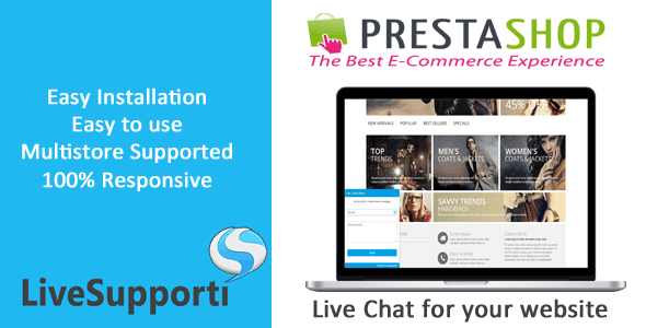 LiveSupporti Chat - CodeCanyon Item for Sale