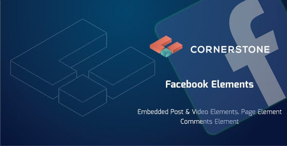 Facebook Elements for Cornerstone