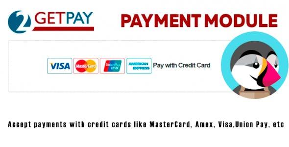 2getpay PrestaShop Payment