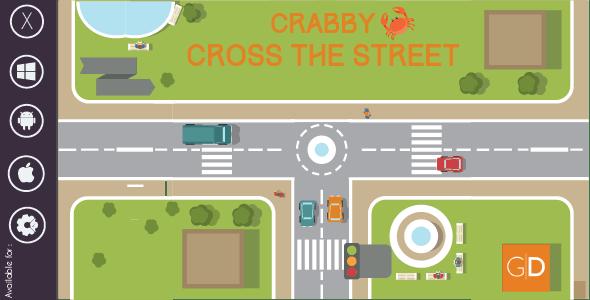 Crabby Cross the Street
