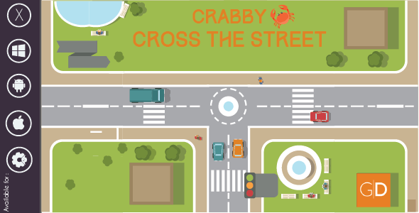 Crabby Cross the Street - CodeCanyon Item for Sale