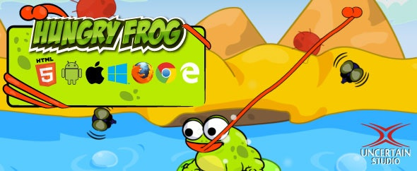 Hungry Frog - CodeCanyon Item for Sale