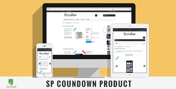 SP Countdown Product - Responsive Prestashop Module