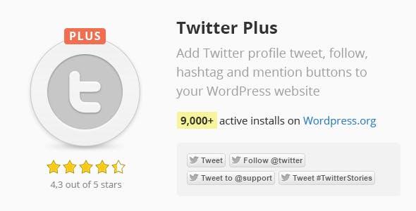 Twitter Plus