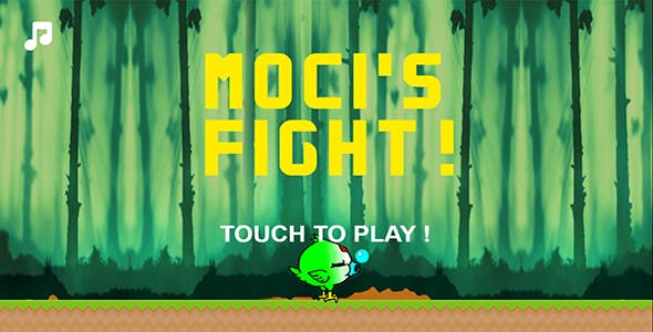 Moci's Fight ! HTML 5, Construct 2 + Admob Game
