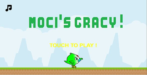 Moci's Grazy ! HTML 5, Construct 2 + Admob Game