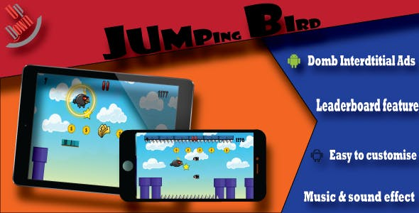 Jumping Bird IOS