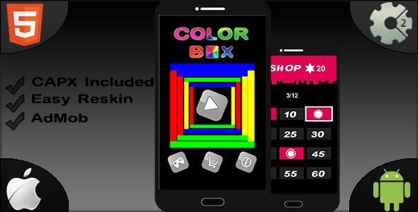 Color Box - CodeCanyon Item for Sale