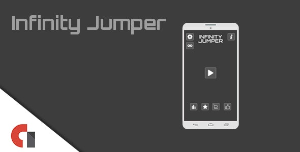 Infinity Jumper IOS  Buildbox  - CodeCanyon Item for Sale