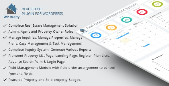 WP Realty - Real Estate Plugin for Wordpress