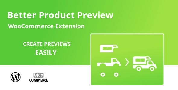 WooCommerce Better Product Preview