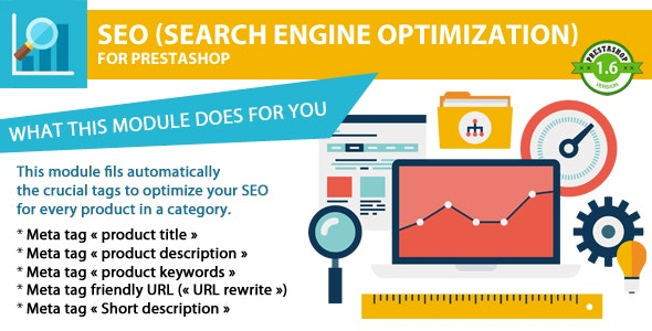 SEO (Search Engine Optimization) - CodeCanyon Item for Sale