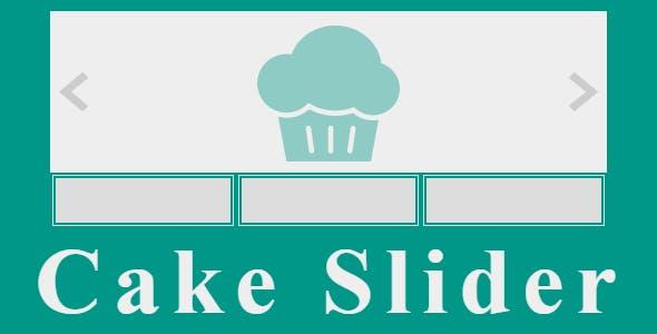 Cake Slider - jQuery Slider Plugin