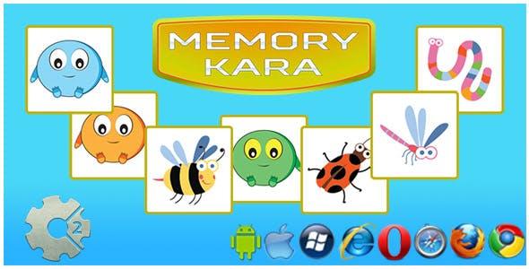 Kara - Memory HTML5 Game