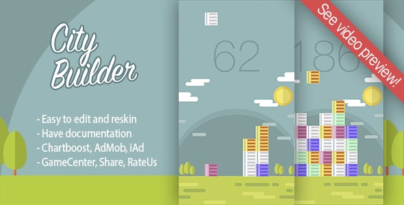 City Builder - CodeCanyon Item for Sale