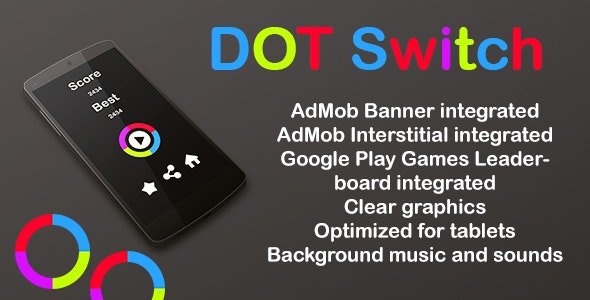 Dot Switch + Admos Ads + leaderbords - CodeCanyon Item for Sale