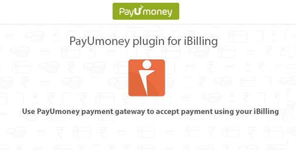 PayUmoney Payment Gateway Plugin for iBilling - CodeCanyon Item for Sale
