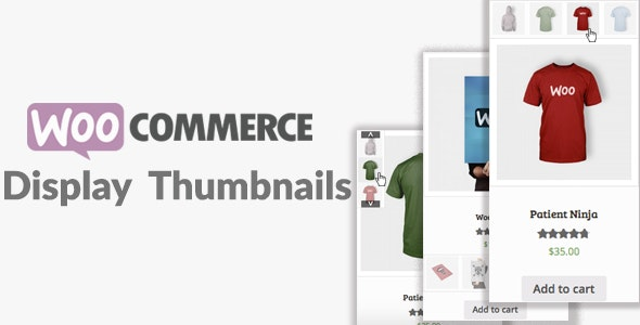 WooCommerce Display Thumbnails - CodeCanyon Item for Sale