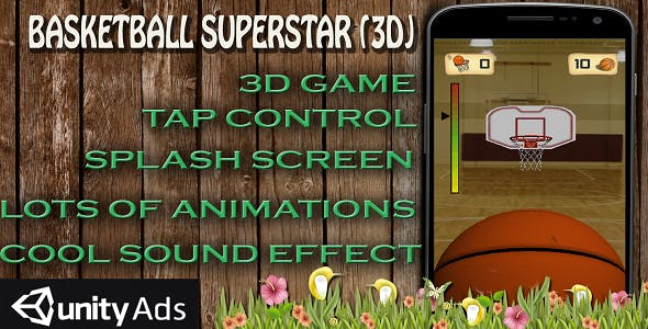 Basketball Superstar (3D)