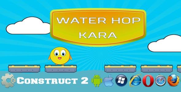 Kara - Water Hop HTML5 Game