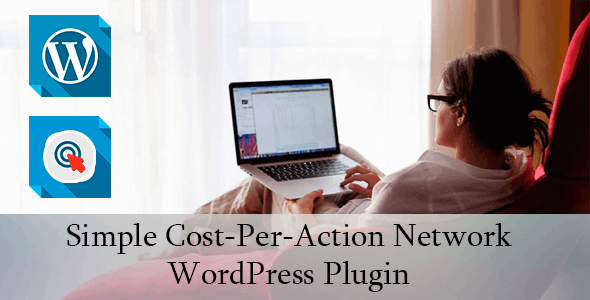Simple Cost-Per-Action Engine for Wordpress