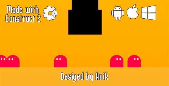 Smasher - HTML5 Game (CAPX)