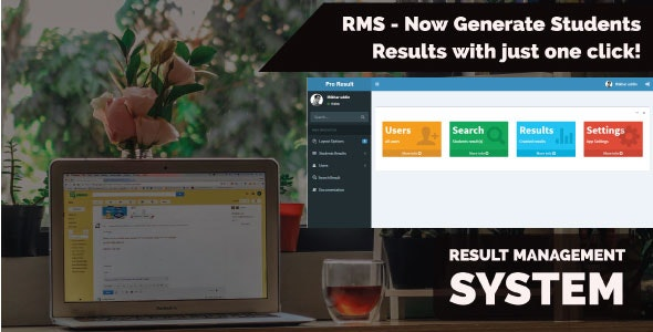 RMS - Laravel Result Management System - CodeCanyon Item for Sale