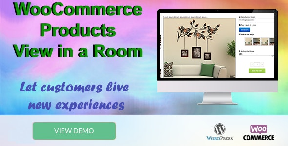 Woocommerce Products View in a Room Popup - CodeCanyon Item for Sale