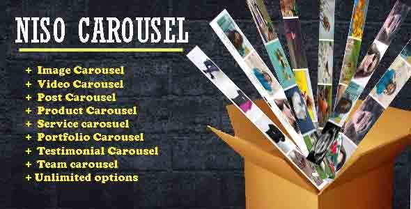 Niso Carousel - Advance Carousel Box