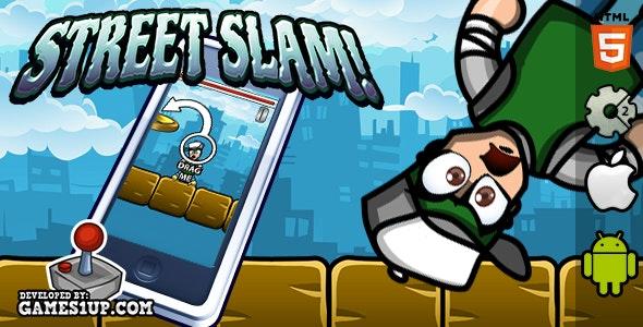 Street Slam! - CodeCanyon Item for Sale
