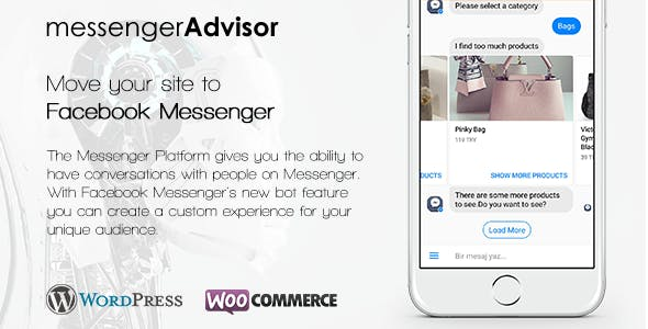 Messenger Advisor - Messenger Chat Bot for Wordpress