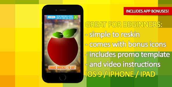 Apples Battle Lite - CodeCanyon Item for Sale