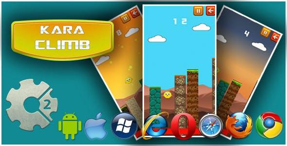 Kara - Climb HTML5 Game