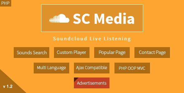 SC Media - SoundCloud Listen and Download Sounds