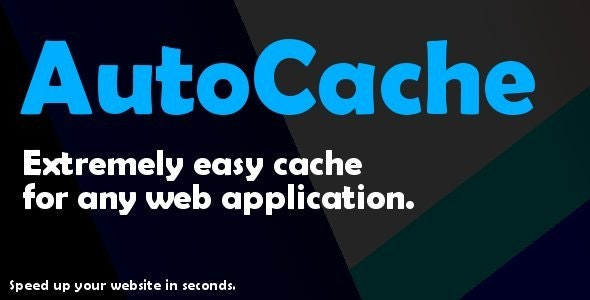 AutoCache - CodeCanyon Item for Sale