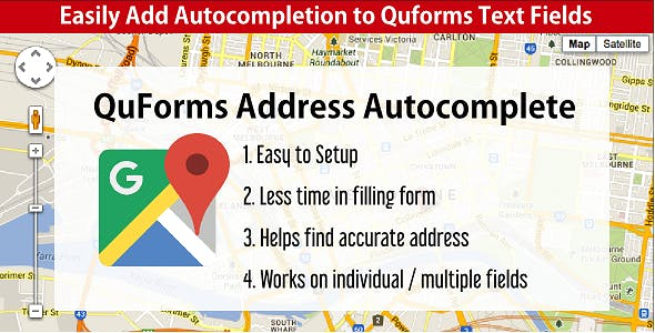 Address Autocomplete Plugins, Code & Scripts from CodeCanyon