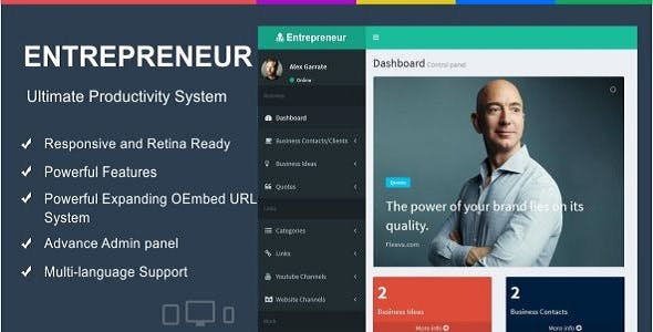 Entrepreneur - Ultimate Productivity System