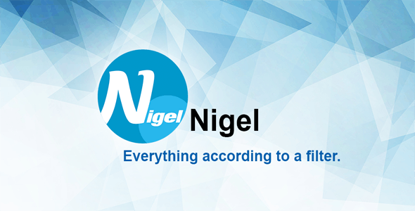 Nigel - Call & SMS filter - CodeCanyon Item for Sale