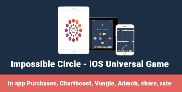 Impossible Circle - CodeCanyon Item for Sale
