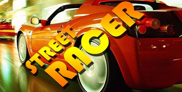 Street Racer Game - Unity 3D - IOS - CodeCanyon Item for Sale
