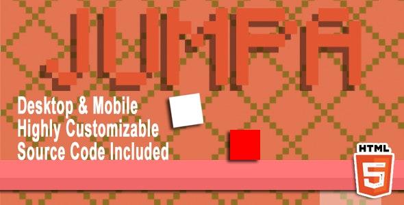 Jumpa - CodeCanyon Item for Sale