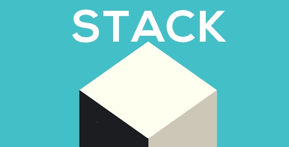 The Stack Game - Unity 3D - IOS - CodeCanyon Item for Sale