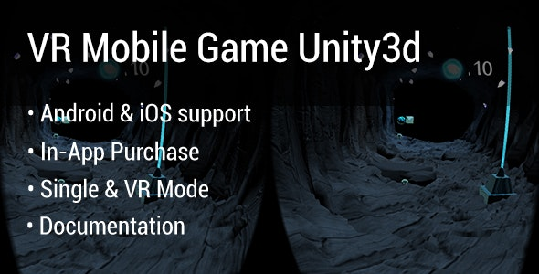 BalmBall - Mobile VR Game Unity3d with In-App Purchase for Android & iOS - CodeCanyon Item for Sale