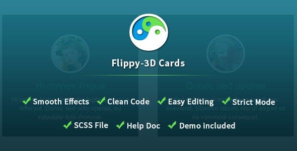 Flippy 3D Fold Cards