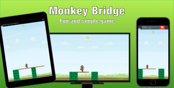 Monkey Bridge - CodeCanyon Item for Sale