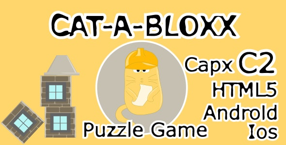 Cat-a-Bloxx - CodeCanyon Item for Sale
