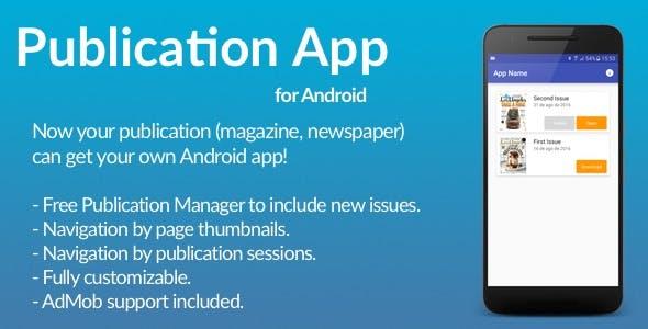 Publication App