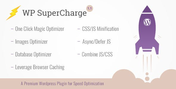 WP Super Charge