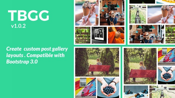 TBGG - Create custom post gallery layouts WordPress plugin - CodeCanyon Item for Sale