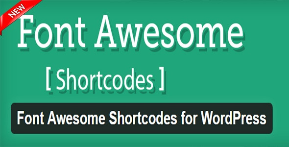 Font Awesome Everywhere for Wordpress - CodeCanyon Item for Sale
